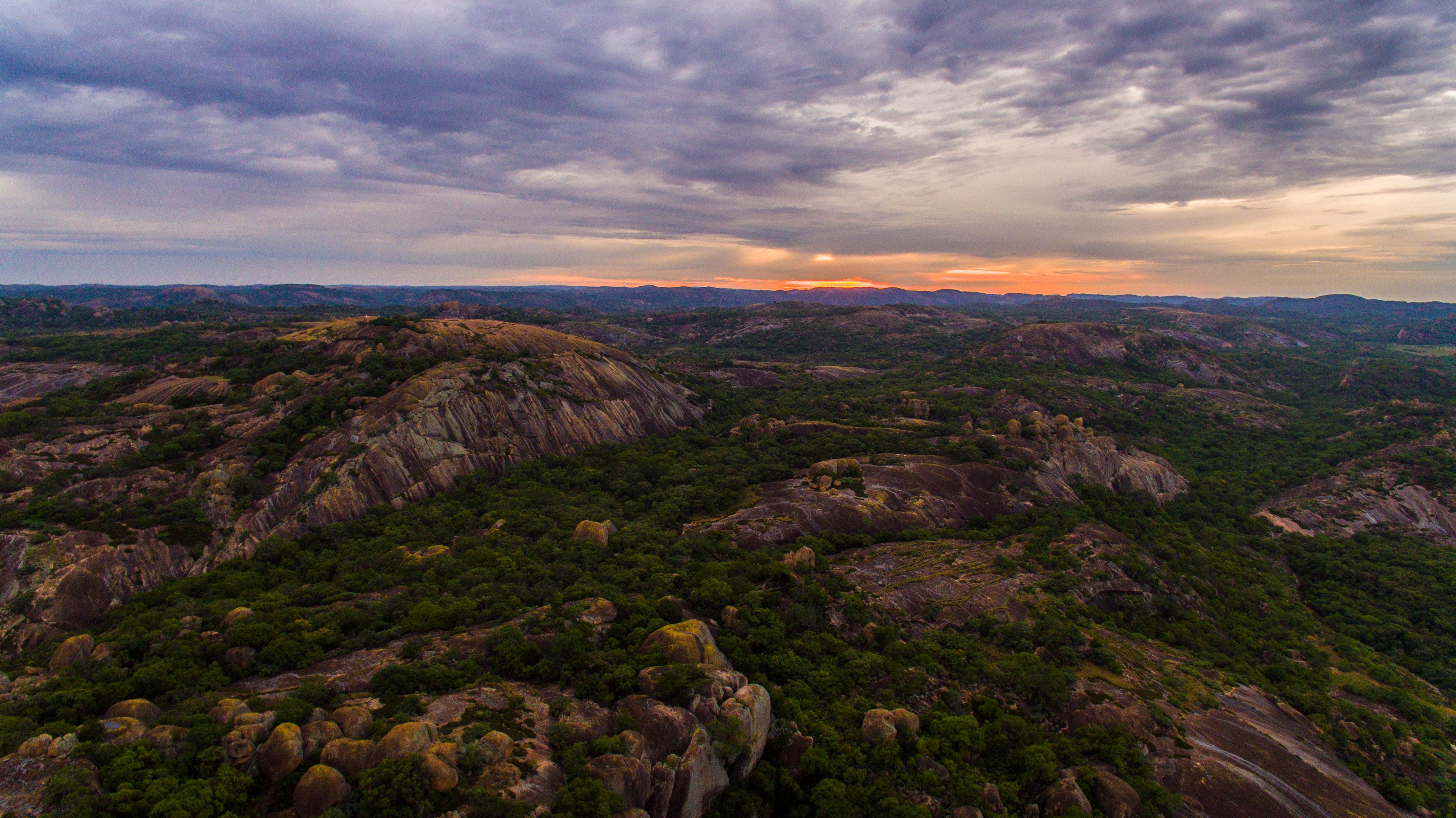 Matobo Hills Sunrise