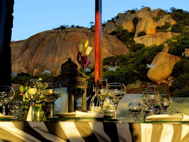 Matobo Hills Lodge Wedding