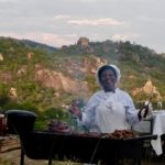 Chef bushdinner