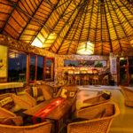 Matobo Hills Lodge Bar Area