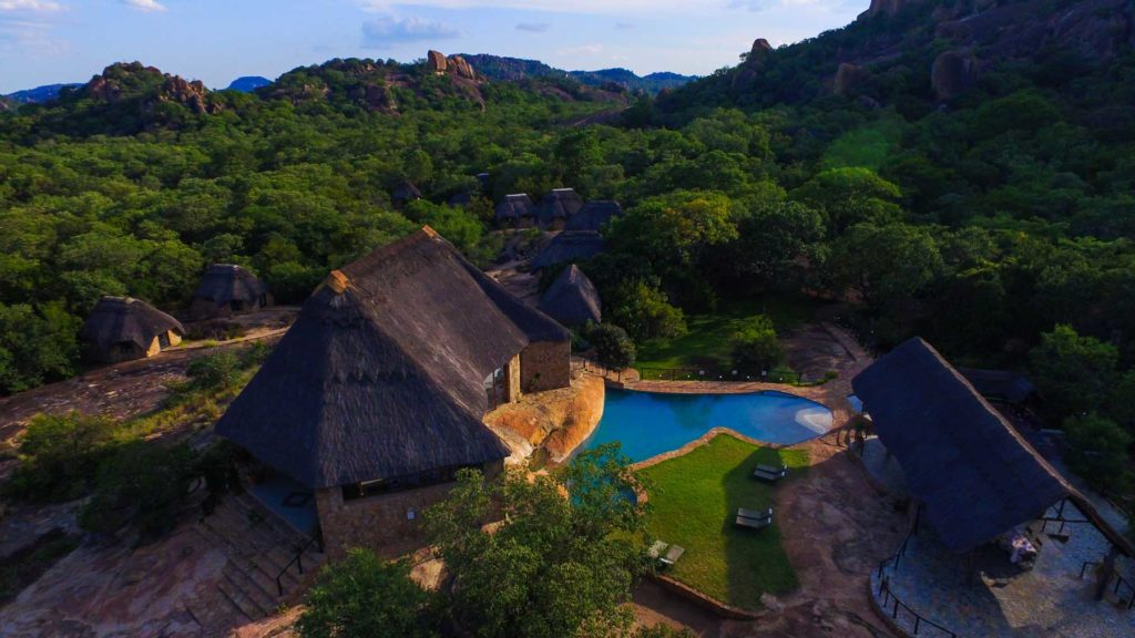 ZIMBABWE'S BEST CONFERENCE VENUE FOR 2019: MATOBO HILLS LODGE