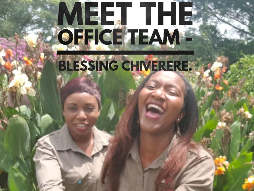 Matobo Hills Lodge Team: Blessing Chivere