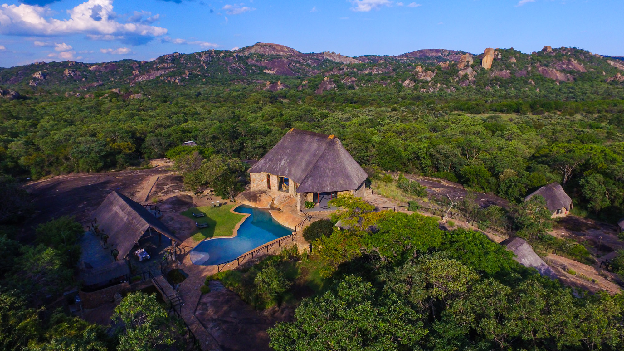 Matobo Hills Lodge