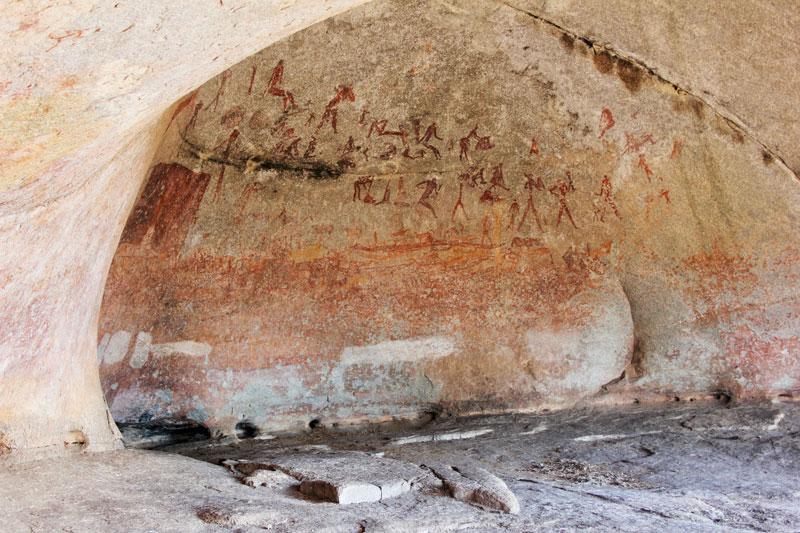 Silozwane Cave, Matobo National Park