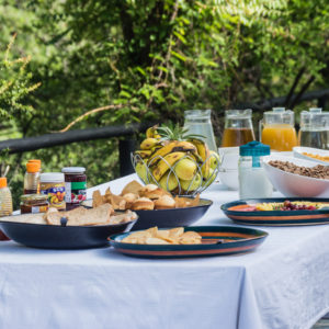 Matobo Hills Lodge Breakfast