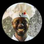 Kudzai Hwingiri, Chef, at Matobo Hills lodge