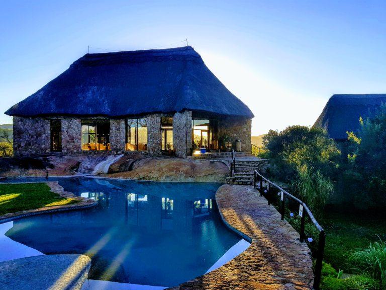 Matobo Hills Lodge Morning Pool