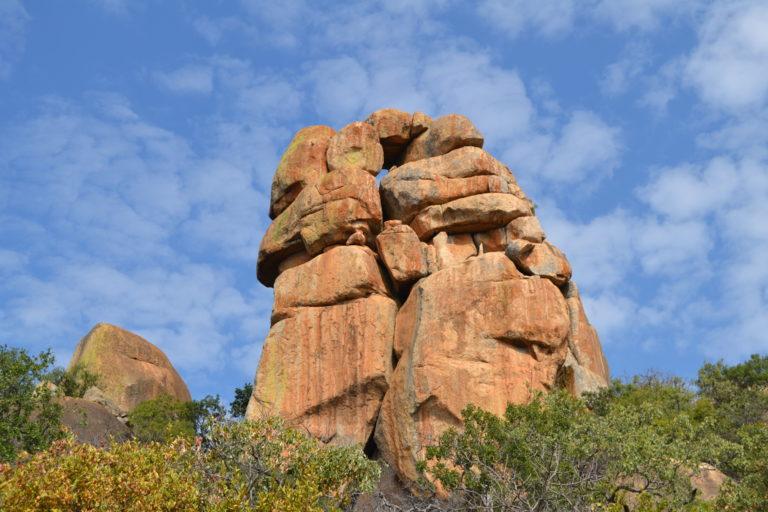 Boulders in Matobo