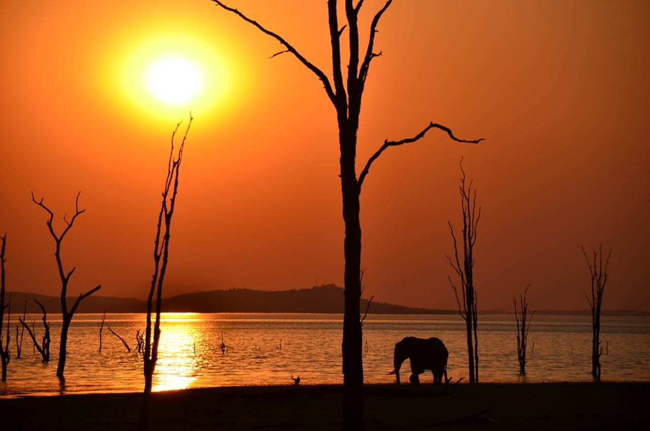 BEST PLACES TO VIEW SUNSET IN ZIMBABWE